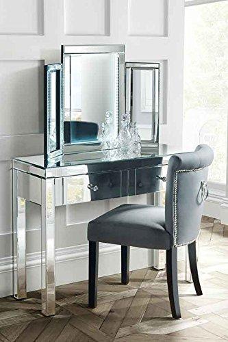 verspiegelter schminktisch g nstige schminktische kaufen. Black Bedroom Furniture Sets. Home Design Ideas