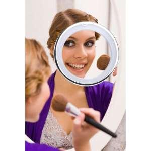 beleuchteter Kosmetikspiegel