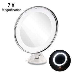 Kosmetikspiegel mit Beleuchtung